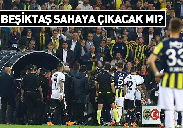 3 Mayıs Perşembe Beşiktaş Fenerbahçe maçına çıkacak mı? Son dakika gelişmeleri