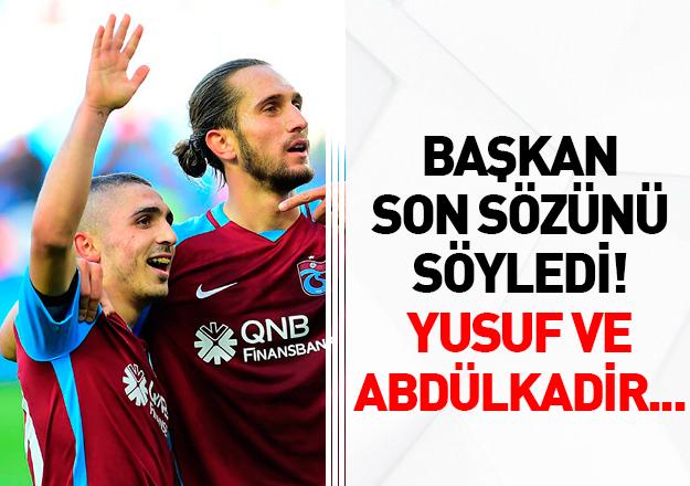 Ahmet Ağaoğlu Yusuf ve Adülkadir için son sözünü söyledi