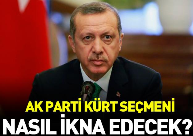 AK Parti Kürt seçmeni nasıl ikna edecek?
