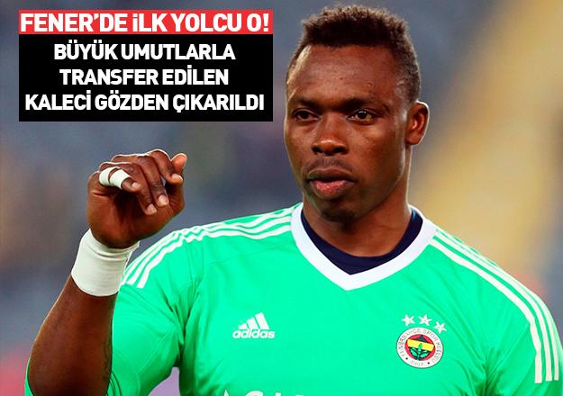 Fenerbahçe'de bileti kesilen ilk isim belli oldu