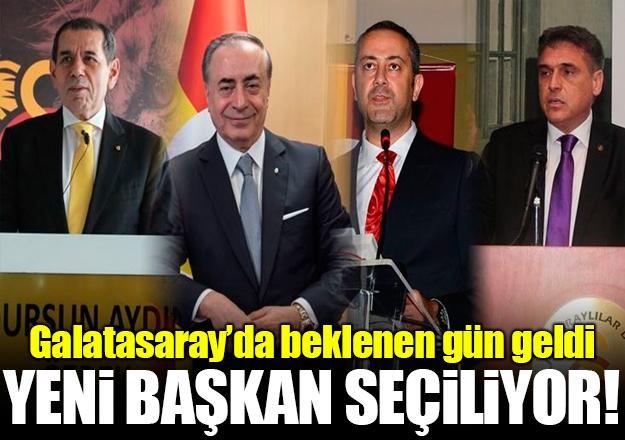 Galatasaray'ın yeni başkanı kim olacak? Adaylar kim ve seçim sonucu
