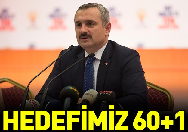 Hedef 60+1
