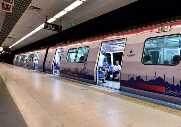 İstanbul'a bir sürücüsz metro daha!