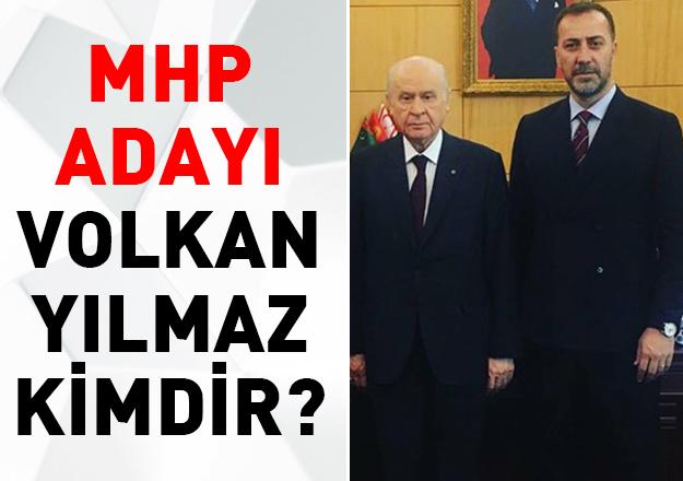 MHP İstanbul 3. Bölge Milletvekili Adayı Volkan Yılmaz kimdir