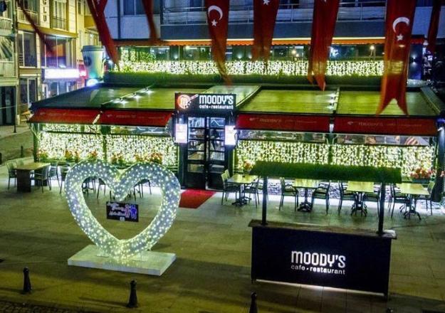 Moody's Cafe'de ramazan coşkusu