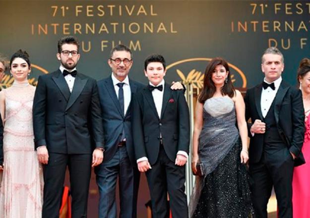 Nuri Bilge Ceylan'ın filmine uzun süre alkış