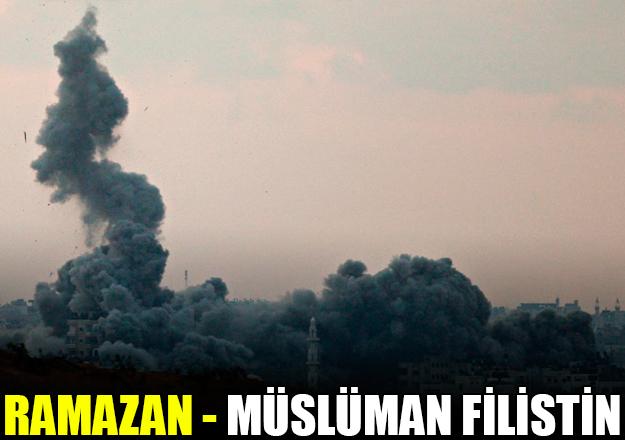 Ramazan - Müslüman Filistin