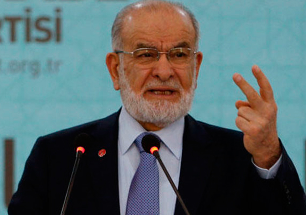 Saadet Partisi cumhurbaşkanı adayını açıkladı