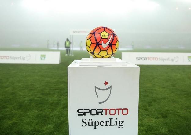 Spor Toto Süper Lig'de 34. haftanın hakemleri açıklandı