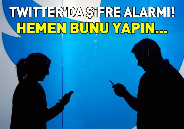 Twitter'dan kullanıcılarına şifre değiştirme uyarısı! Şifre nasıl değiştirilir