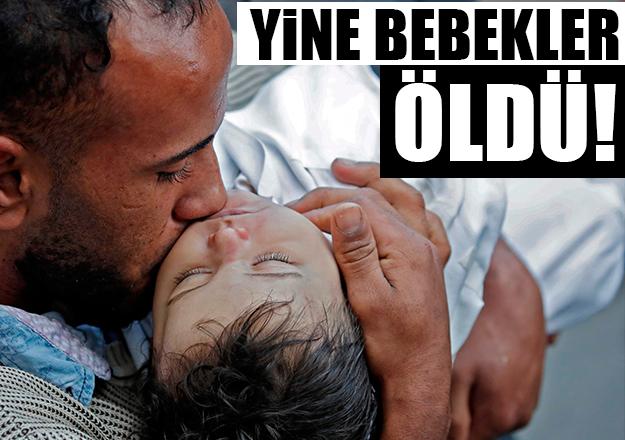 Yine bebekler öldü