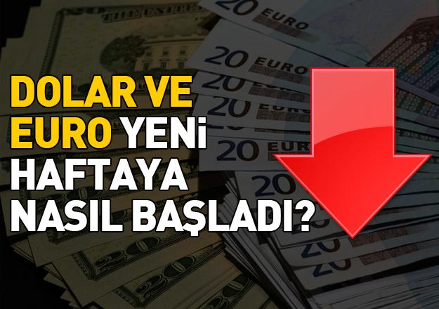 24 Haziran seçimleri sonrası ilk piyasa gününde dolar ve euro kaç lira
