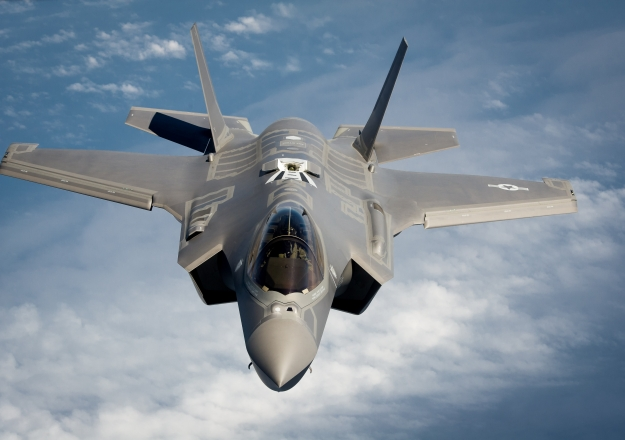 ABD iki savaş uçağını Teksas'ta Türkiye'ye teslim edecek