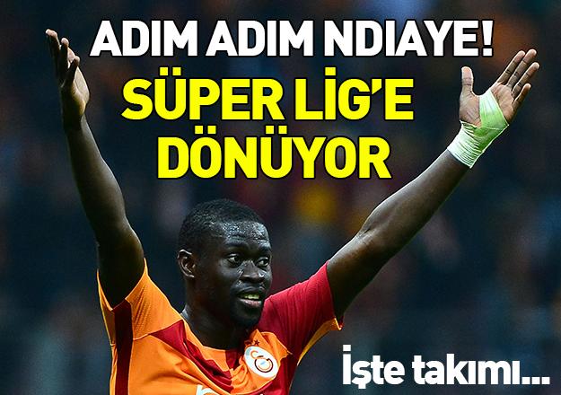 Adım adım Badou Ndiaye!