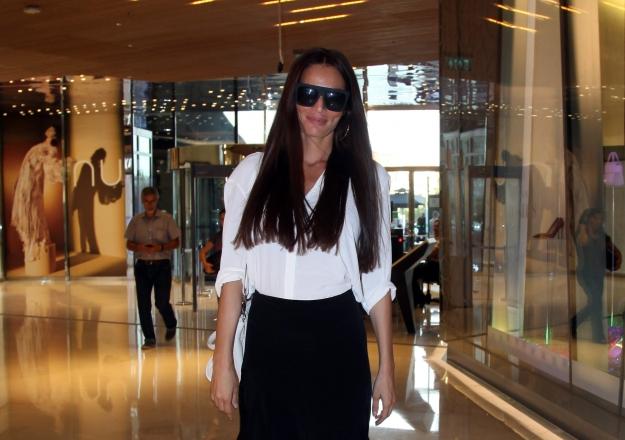 Ayşe Hatun Önal ile mahkemelik olan Güzide Duran'a koruma kalkanı