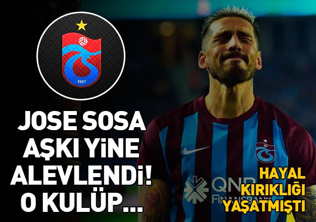 Başakşehir'in Sosa aşkı bitmiyor!
