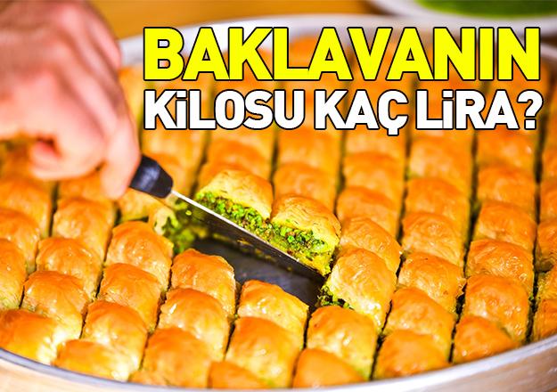 Bayram için baklava nasıl yapılır (tarifi) - Baklava fiyatları kaç lira
