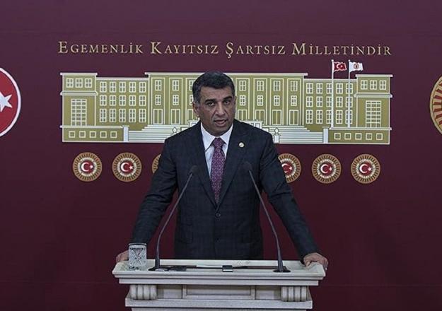 CHP Milletvekili Gürsel Erol eylemden vazgeçti