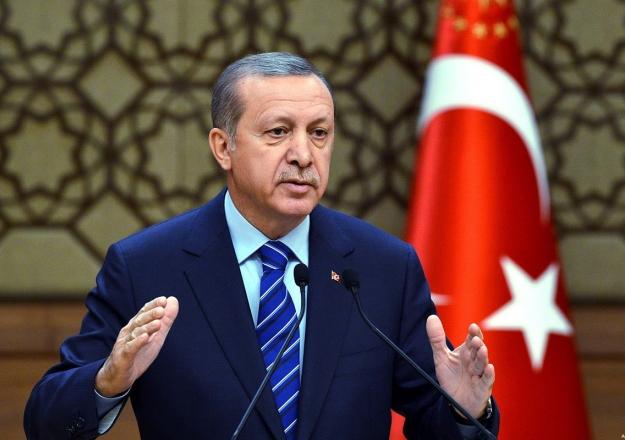 Erdoğan'dan Menbiç açıklaması