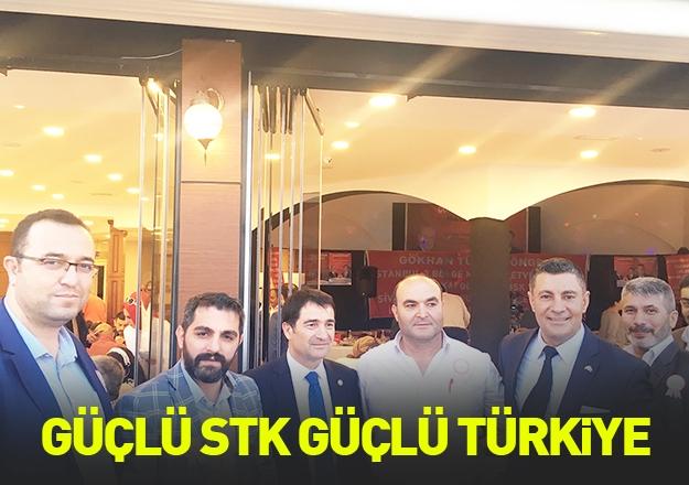 Güçlü STK güçlü Türkiye!