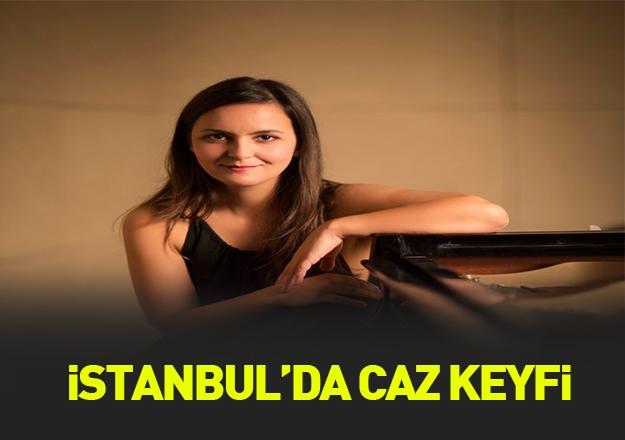 İstanbul'da caz vakti!