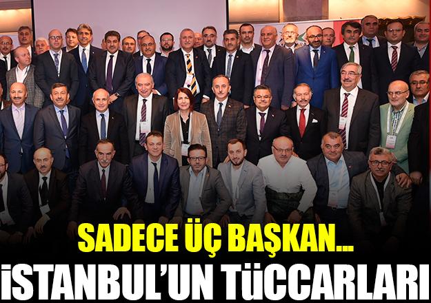 İstanbul'un tüccarları