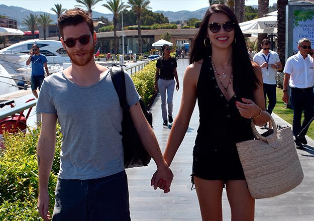 Metin Hara sevgilisi Adriana Lima'nın doğum gününü kutladı