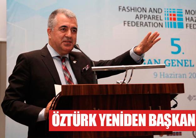 MHGF Öztürk'le 'Devam' dedi