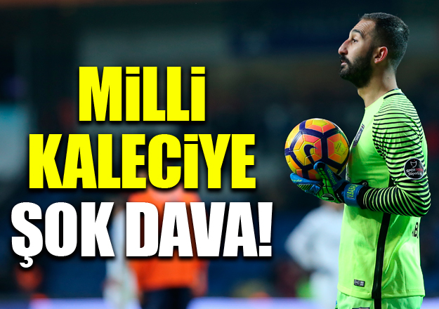 Milli kaleci Volkan Babacan'a sigorta davası!
