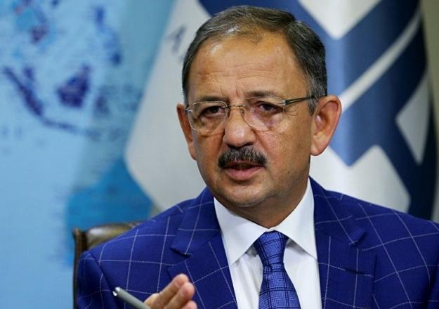 Özhaseki'den 'imar barışı' açıklaması