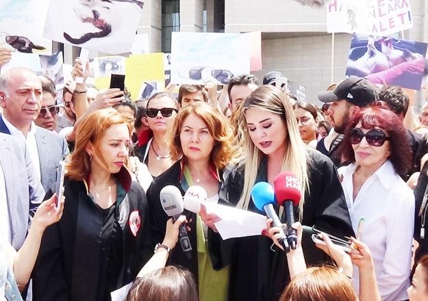 Sapanca'daki vahşete İstanbul'da isyan