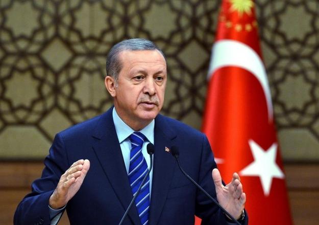 Erdoğan'dan Srebrenista mesajı