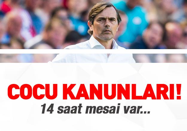 Fenerbahçe'de Cocu kanunları
