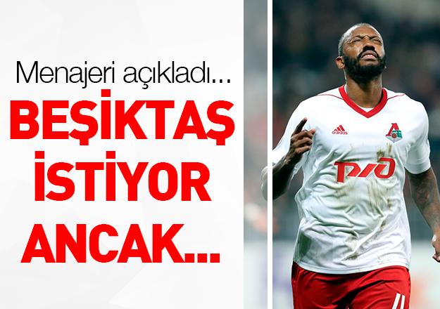 Fernandes'in menajeri Beşiktaş'ı doğruladı!