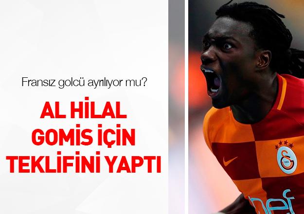 Gomis Al Hilal yolcusu!