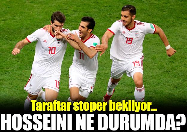 Hosseini Trabzonspor'a transfer olacak mı olmayacak mı?