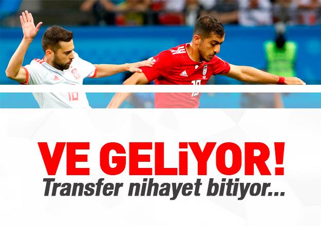 Hosseini transferi sonunda bitiyor