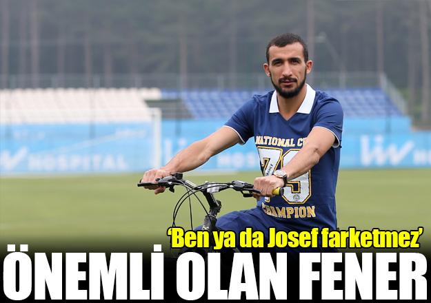 Önemli olan Fenerbahçe