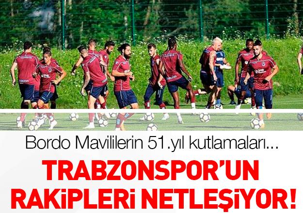 Trabzonspor'un hazırlık maçları netleşiyor!
