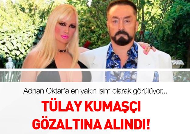 Tülay Kumaşçı gözaltına alındı iddiası!
