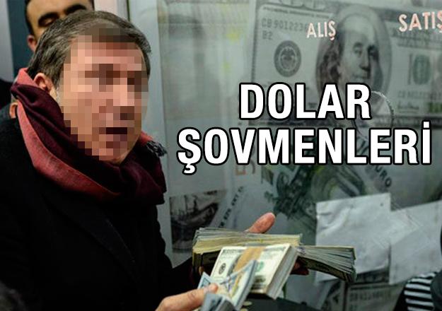 Dolar şovmenleri