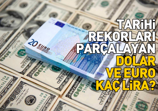 Dolar ve euroda son durum nasıl? Piyasalardan son dakika...