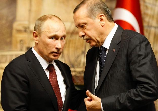 Erdoğan Putin ile görüşmesinin detaylarını anlattı