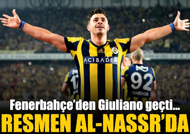 Giuliano resmen Al-Nassr'da