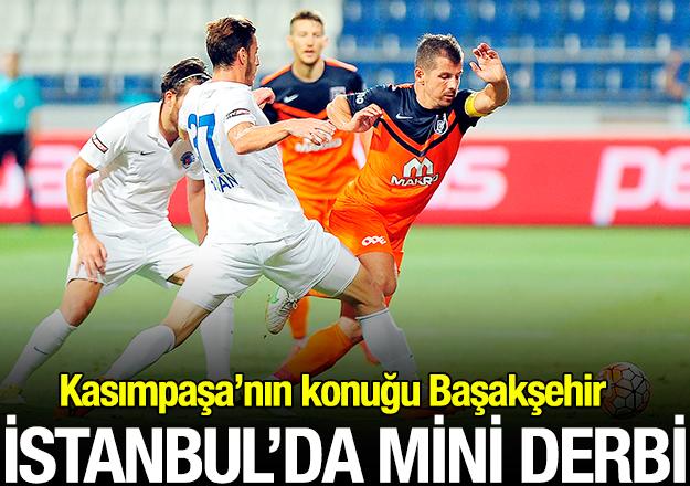 İstanbul'da mini derbi