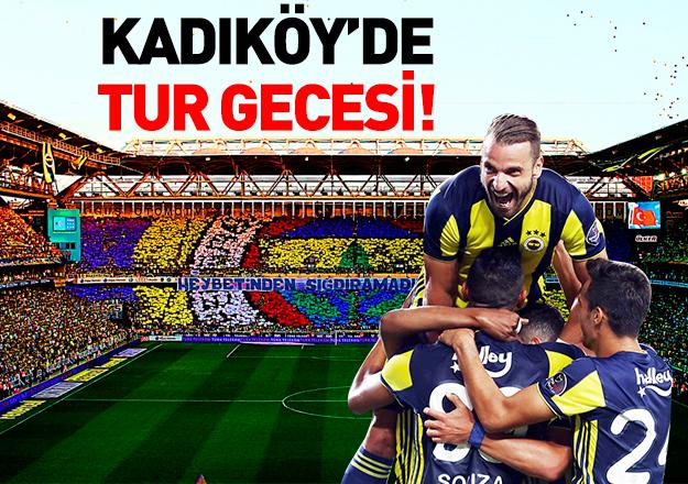 Kadıöy'de tur gecesi!