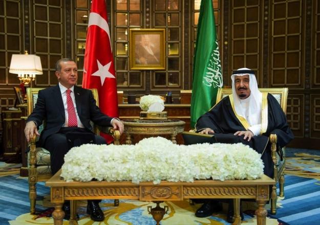 Kral Selman'dan Erdoğan'a 30 Ağustos mesajı