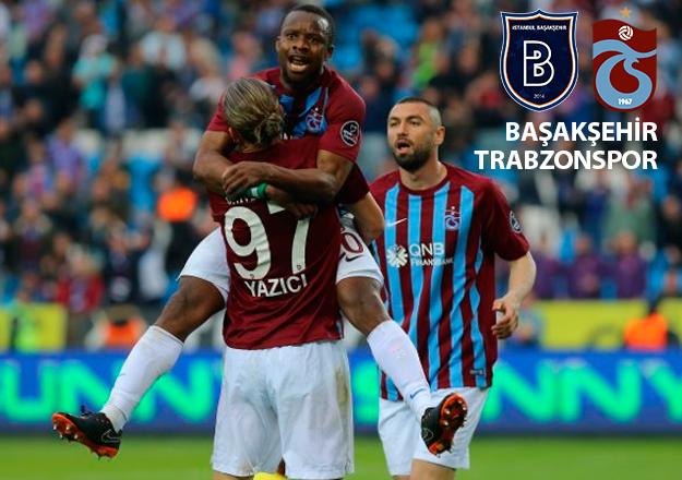 Medipol Başakşehir - Trabzonspor maçı ne zaman, saat kaçta ve hangi kanalda?