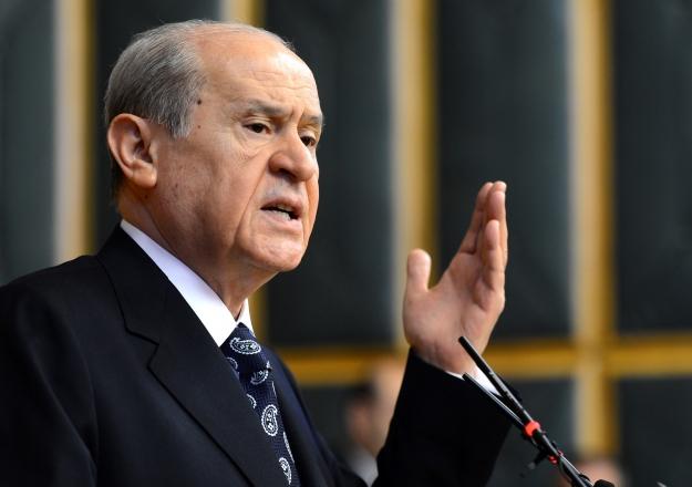 MHP lideri Bahçeli'den döviz açıklaması
