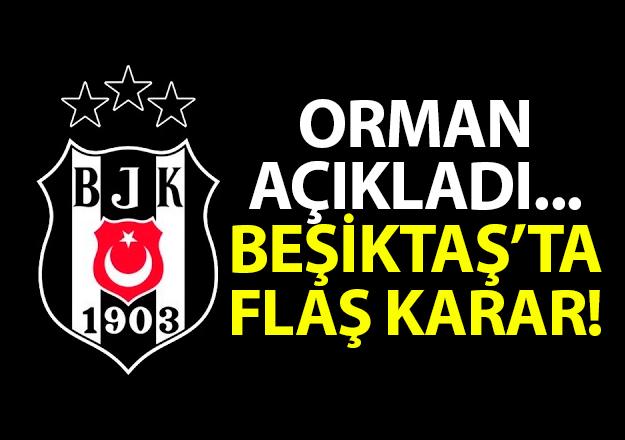 Son dakika Beşiktaş haberi! Fikret Orman olağanüstü seçim kararı aldı